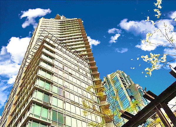 Cressy's Solid high-rise condo in Yaletown