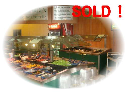 High income salad Bar in Oakridge Mall