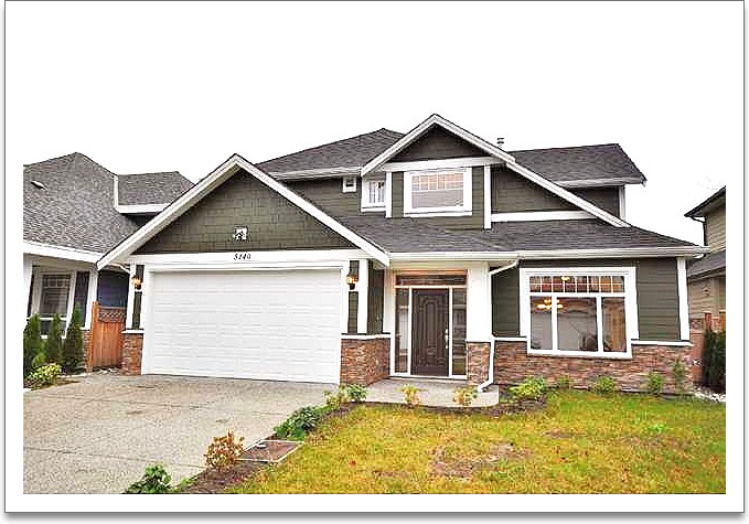 Absolutely beautiful brand new 3 bedroom home