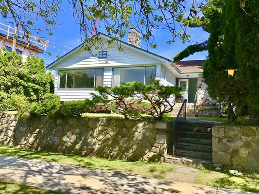 Newly renovated, Spacious home with large lot  in Vancouver West