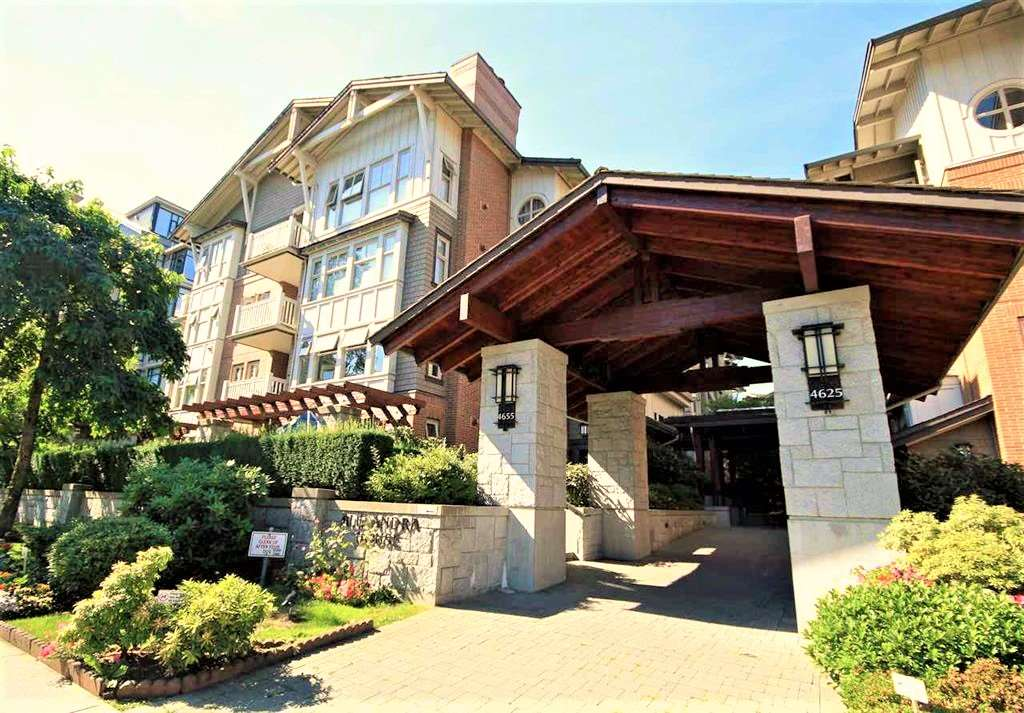 Sunny Garden Level 2 Bd+Den Condo in the Quilchena Park, Vancouver West
