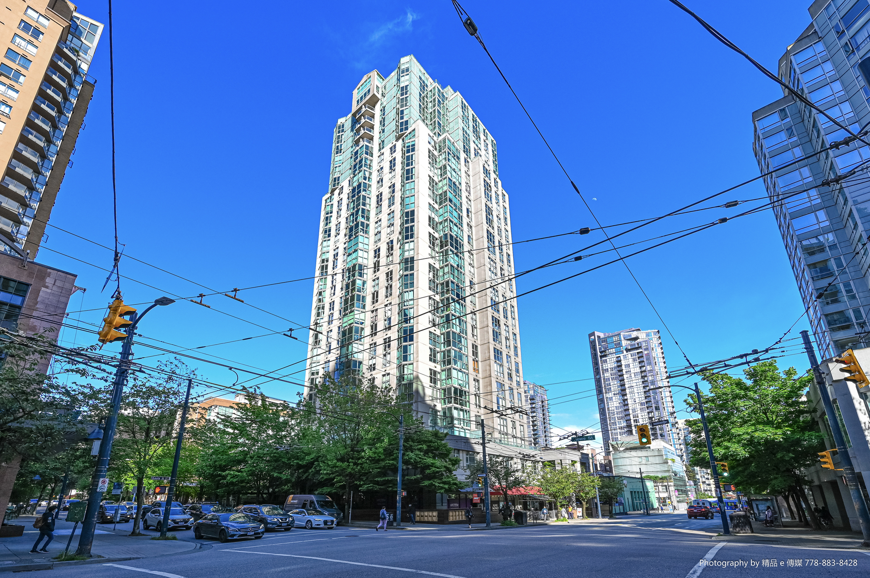 Affordable 2bedroom condo for investment in Yaletown Vancouver